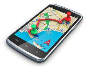 Localizador GPS de celular